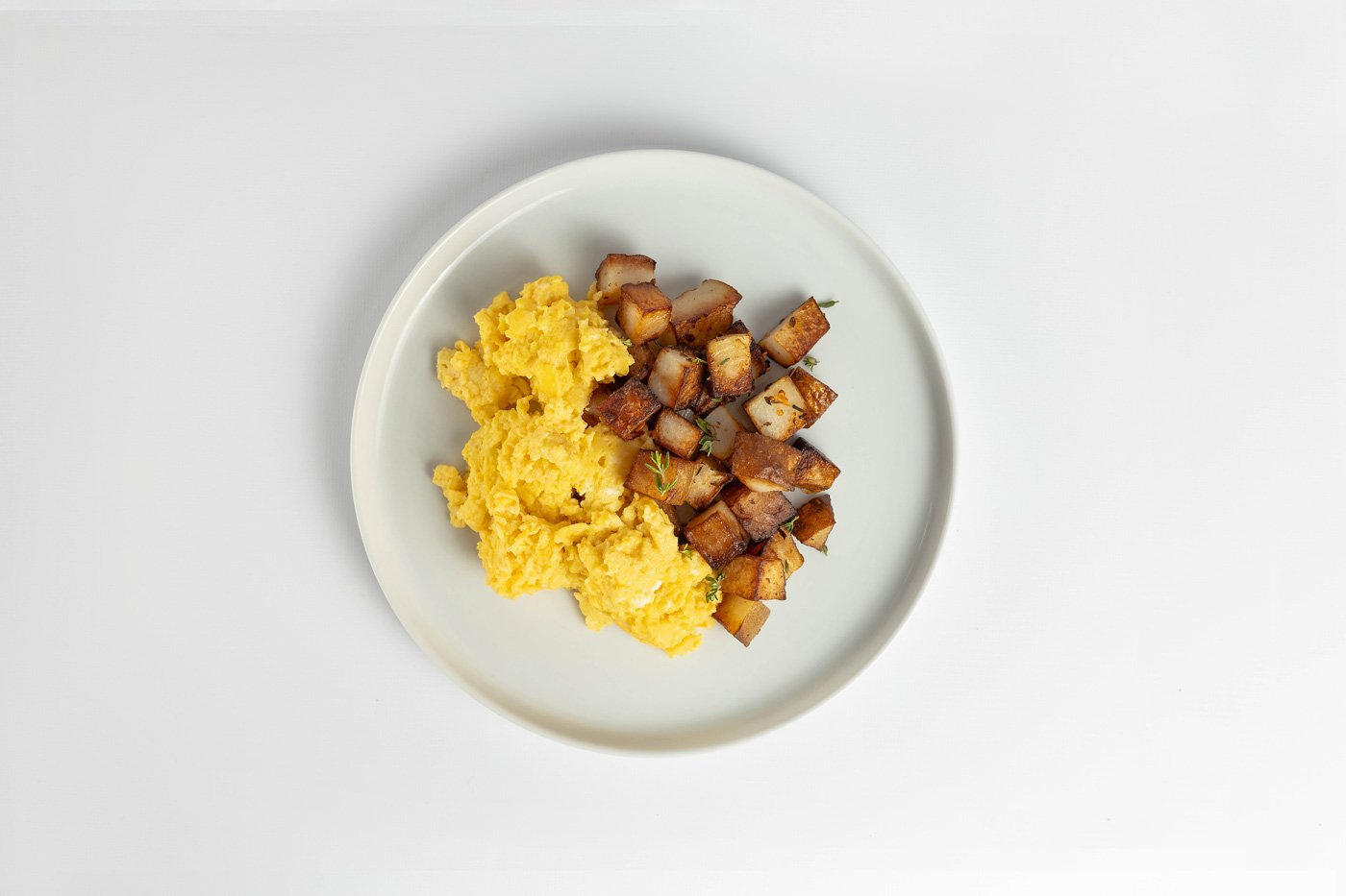 Egg Scramble and Potato Breakfast Product Image