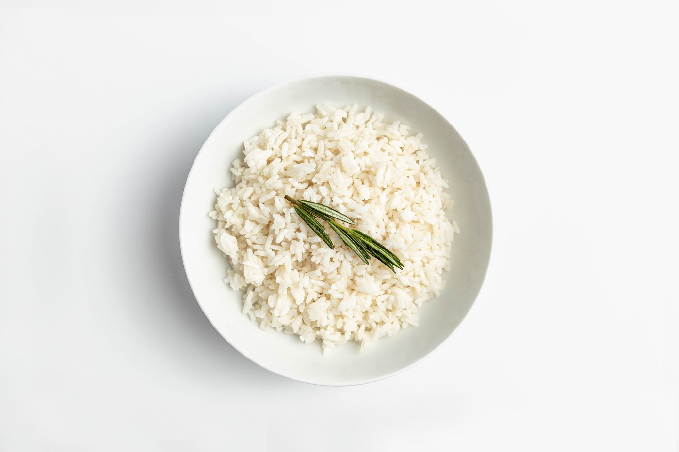 White Rice Product Image