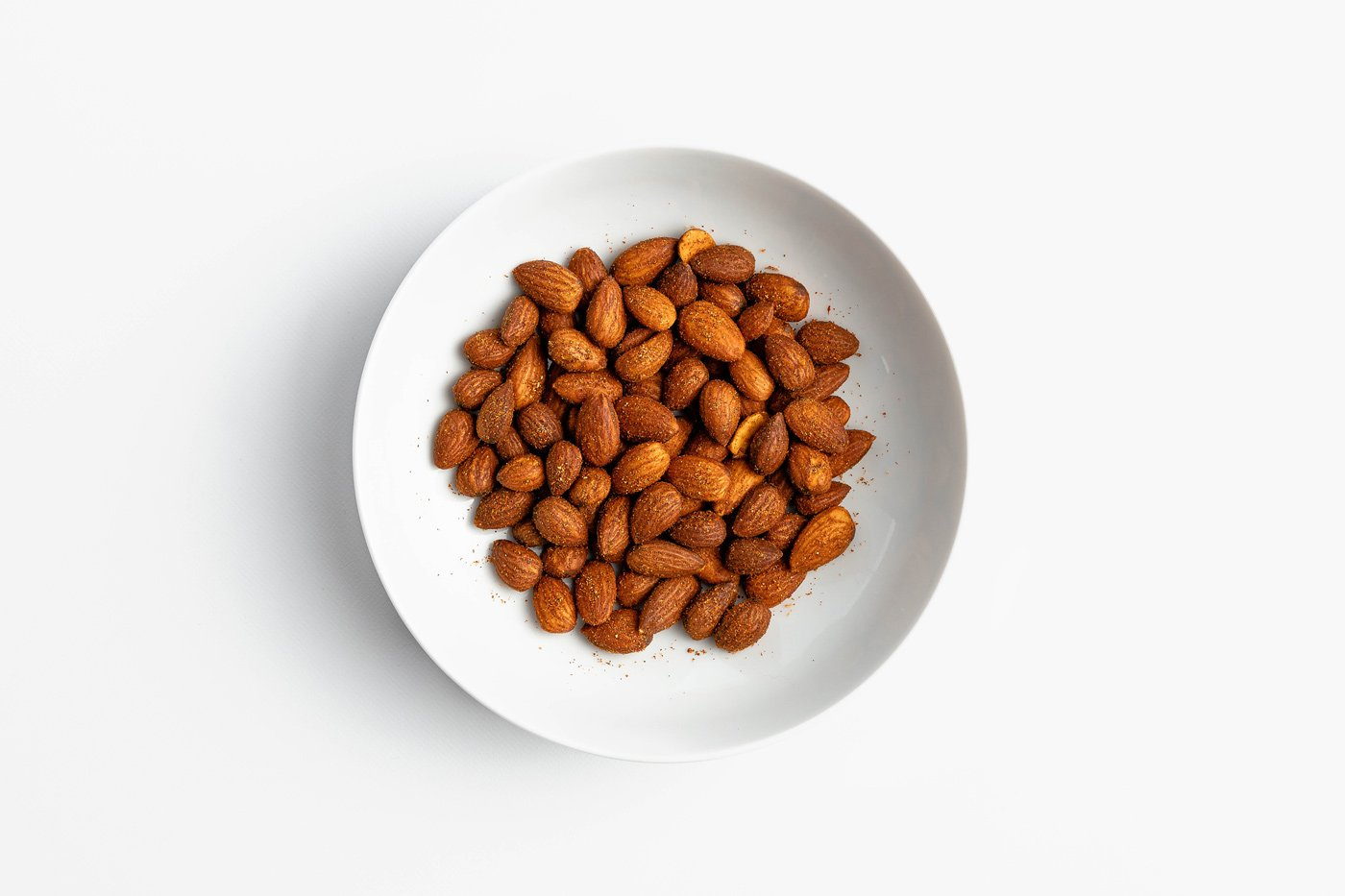 Lemon Chili Almonds Product Image